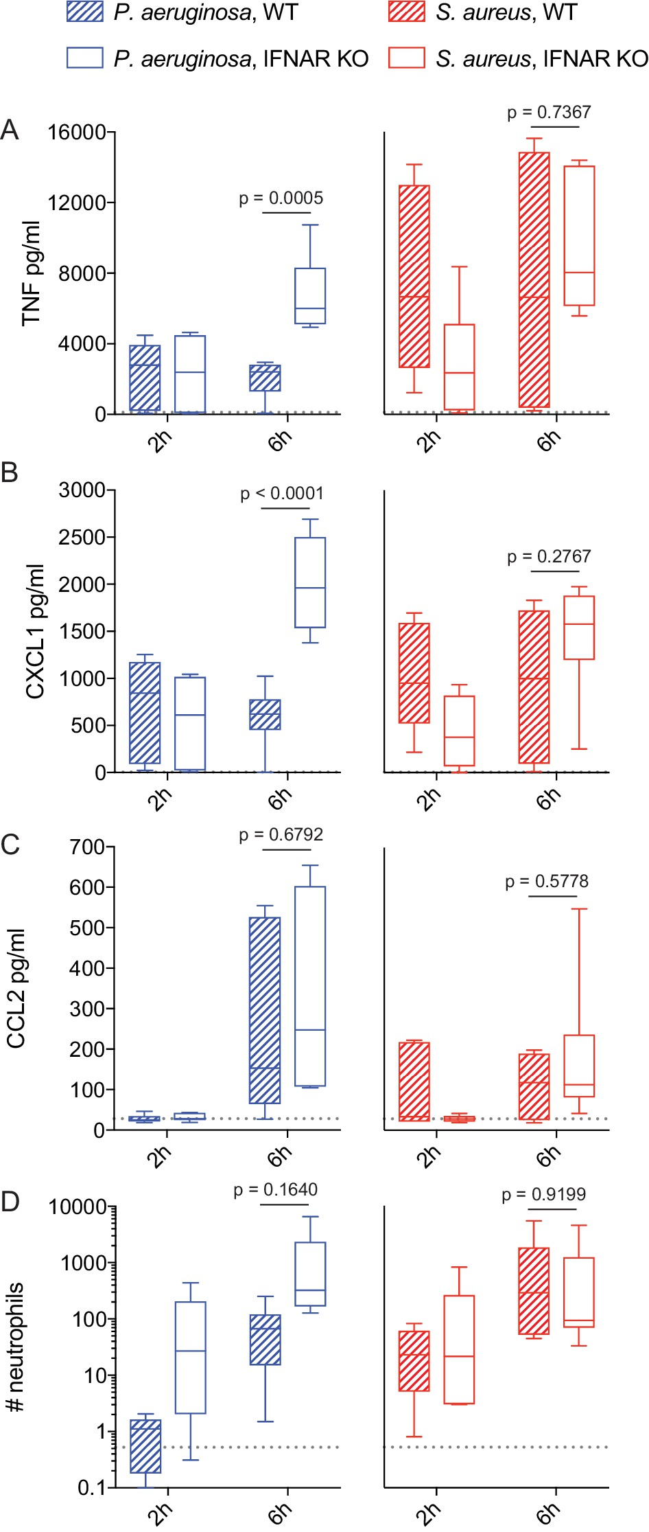 Ifn Mediated Negative Feedback Supports Bacteria Class Specific Macrophage Inflammatory Responses Elife